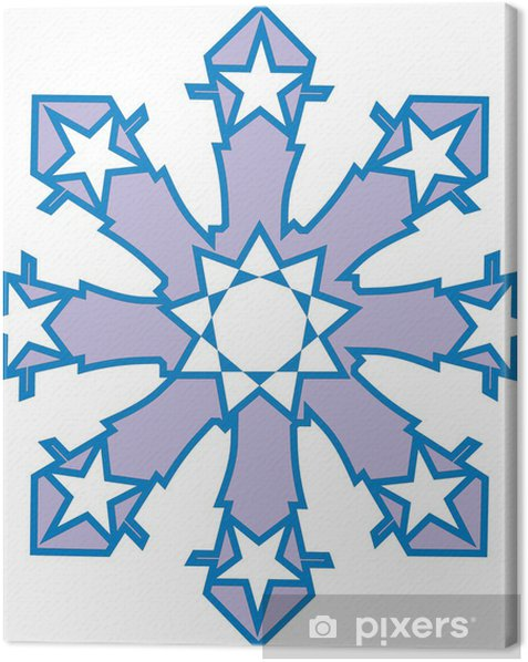 Obraz na płótnie Grupa maku w kształcie i kolorze - Kwiaty