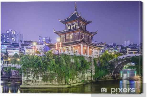 Obraz na płótnie Guiyang, Chiny w Jiaxiu Pavilion - Azja