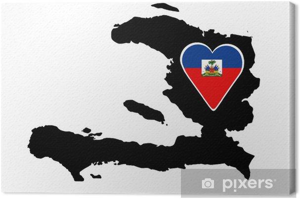 Obraz na płótnie Haiti - Ameryka