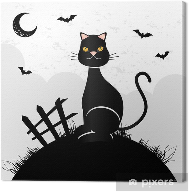 Obraz na płótnie Halloween - Zasoby graficzne