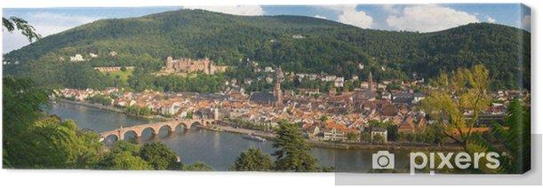 Obraz na płótnie Heidelberg na Neckar - Europa