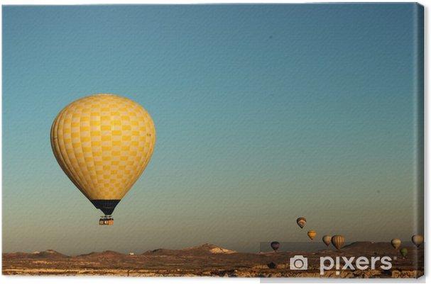 Obraz na płótnie Hellium balonem - Bliski Wschód