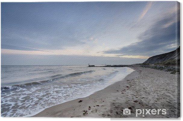Obraz na płótnie Hengistbury Head Beach - Europa