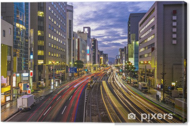 Obraz na płótnie Hiroshima, Japonia miasta - Azja