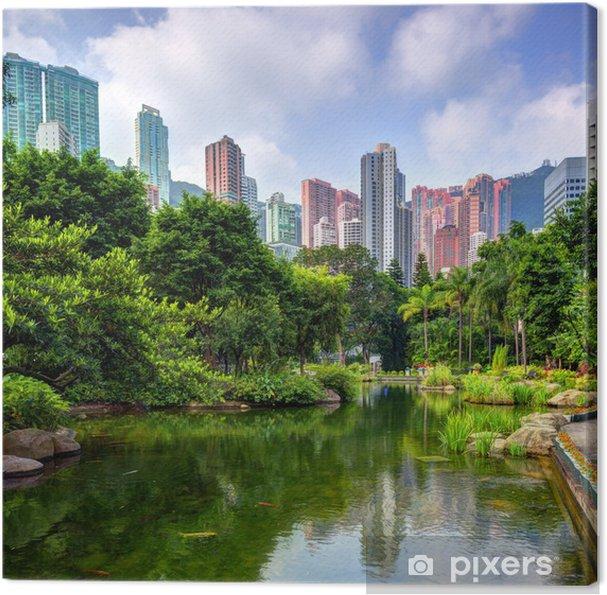 Obraz na płótnie Hong Kong Park - Azja