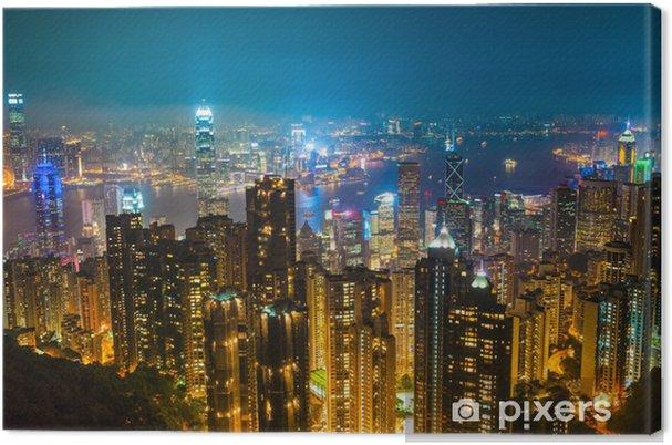 Obraz na płótnie Hong-Kong - Tematy