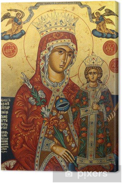 Obraz na płótnie Ikona religijna - Tematy