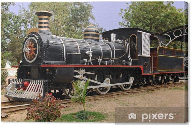 Obraz na płótnie Indie: stary pociąg - Tematy