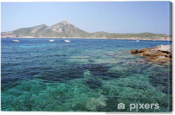 Obraz na płótnie Insel Dragonera vor Mallorca - Europa