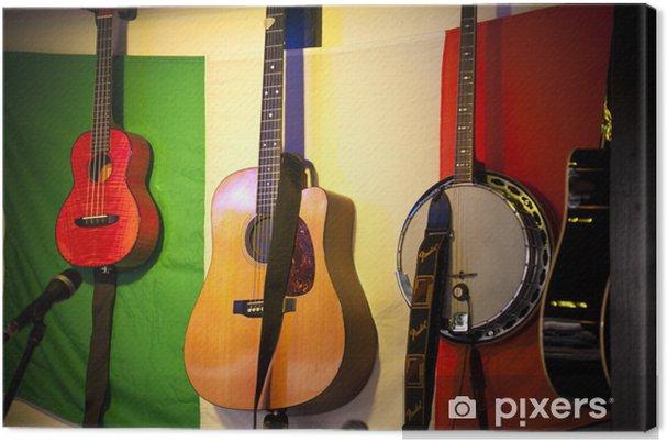 Obraz na płótnie Irish Folk - Muzyka