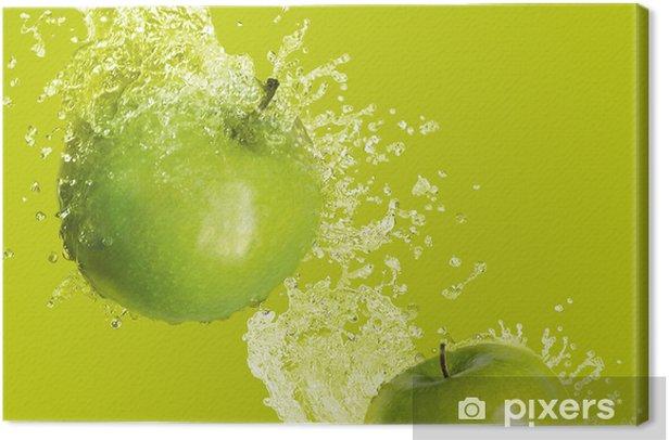 Obraz na płótnie Jabłka -