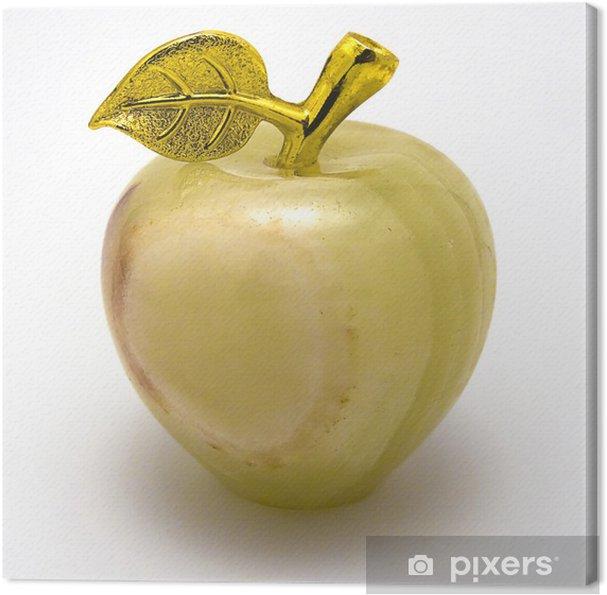 Obraz na płótnie Jabłko onyks - Sztuka i twórczość