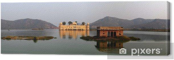 Obraz na płótnie Jaipur, woda pałac - Azja