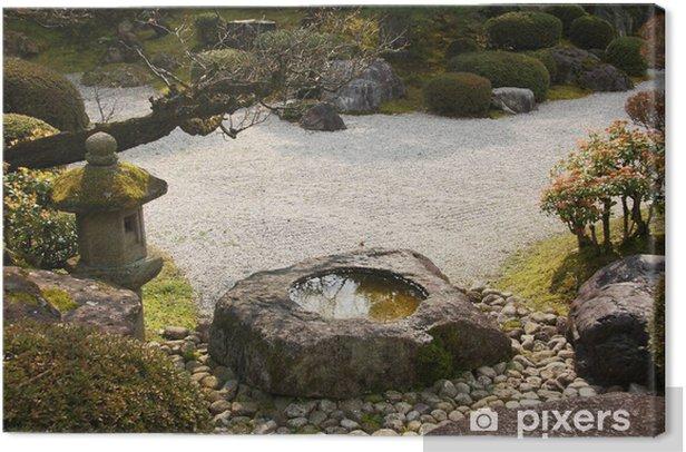 Obraz na płótnie Jardin à Kyoto - Azja