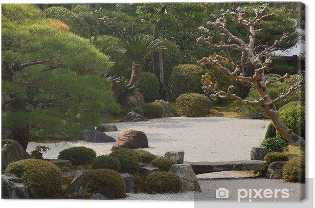 Obraz na płótnie Jardin japonais - Azja