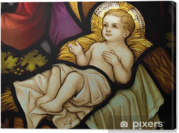 Obraz na płótnie Jasełka - Święta międzynarodowe