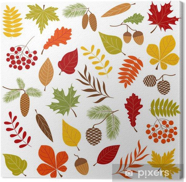 Obraz na płótnie Jesienny las - Tematy