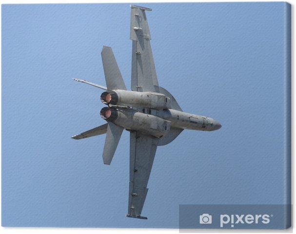 Obraz na płótnie Jetfighter w locie - Transport powietrzny