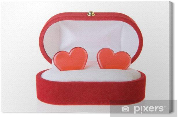 Obraz na płótnie Jewelry Box - Święta międzynarodowe