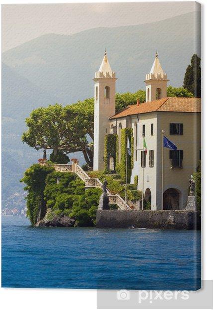 Obraz na płótnie Jezioro Como - Villa Balbianello - Europa