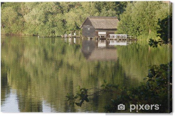 Obraz na płótnie Jezioro Ratzeburg - Woda