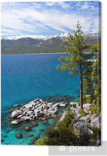 Obraz na płótnie Jezioro Tahoe - Ameryka