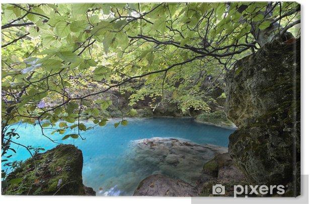 Obraz na płótnie Jezioro - Europa