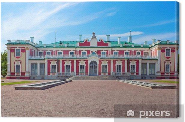 Obraz na płótnie Kadriorg pałac - Europa