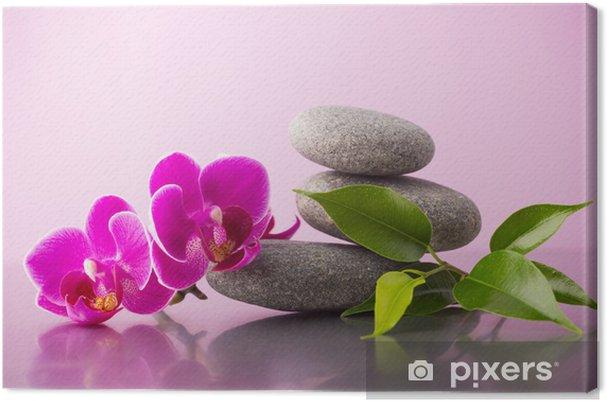 Obraz na płótnie Kamienie spa - Style