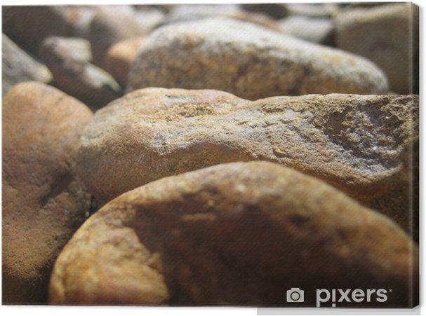 Obraz na płótnie Kamienie - Tematy