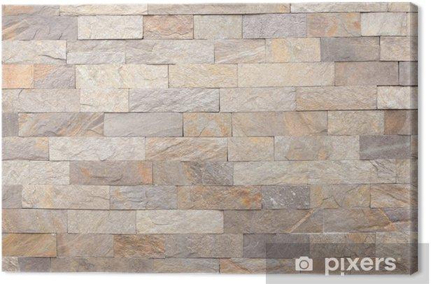 Obraz na płótnie Kamienny mur - Tematy