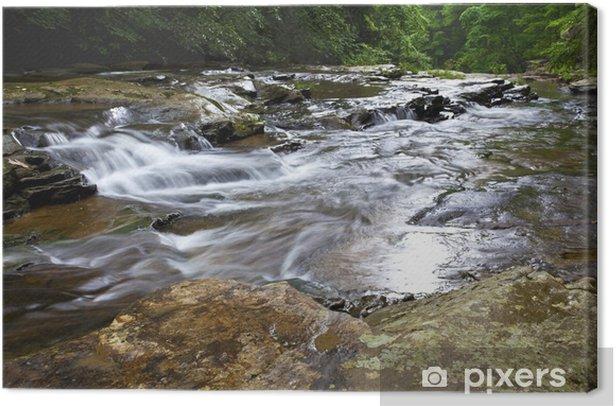 Obraz na płótnie Kaskada - Woda