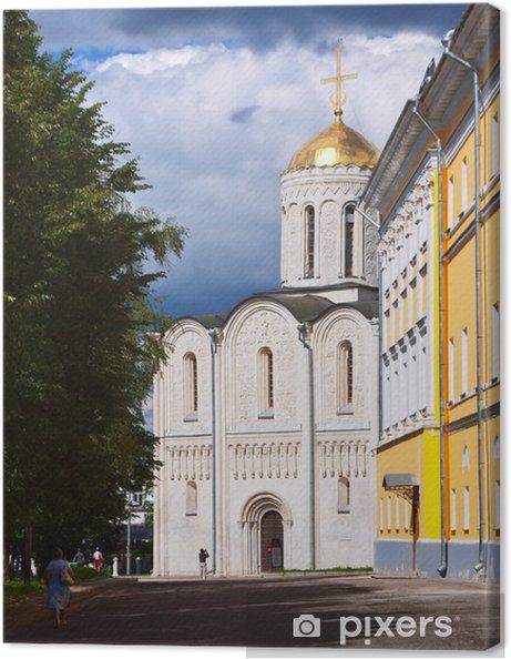 Obraz na płótnie Katedra św Demetriusza w Vladimir - Azja