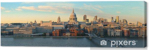 Obraz na płótnie Katedra Świętego Pawła - Zabytki