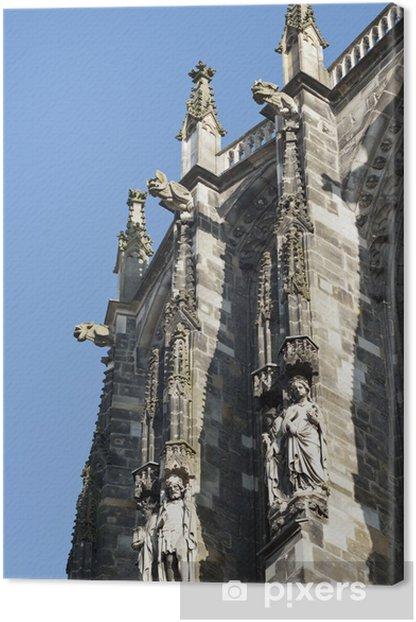 Obraz na płótnie Katedra w Akwizgranie w Niemczech - Europa