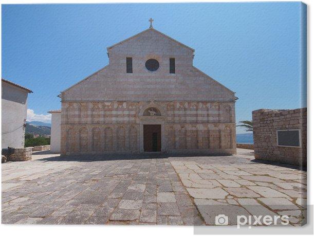 Obraz na płótnie Katedra Wniebowzięcia Najświętszej Maryi Panny w - Europa