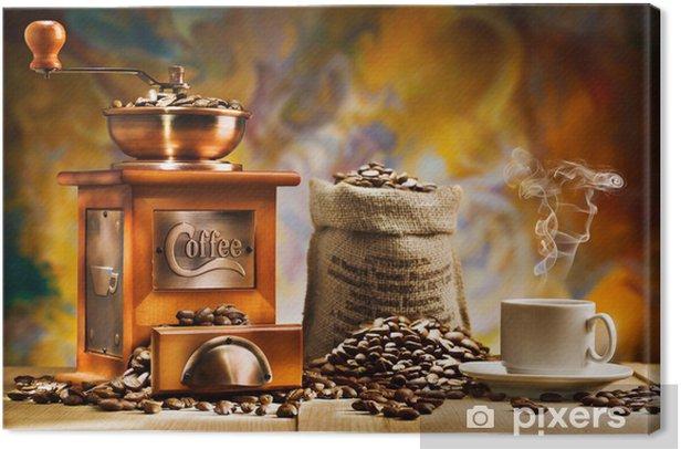 Obraz na płótnie Kawa dla martwej natury - Tematy