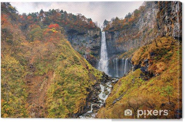 Obraz na płótnie Kegon Falls - Azja