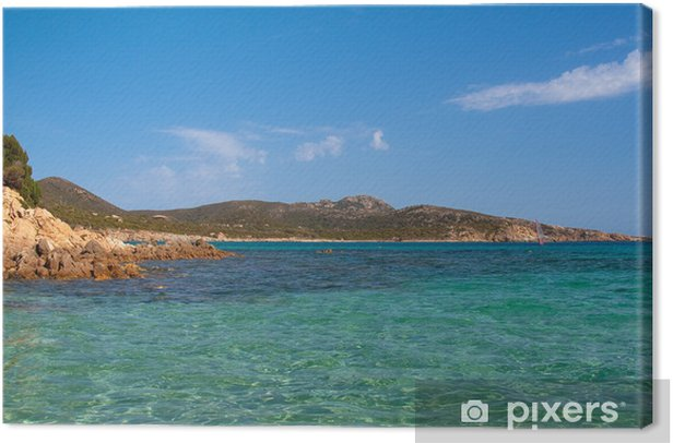 Obraz na płótnie Kia beach - Woda