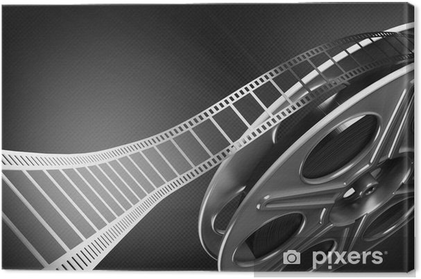 Obraz na płótnie Kino rolek - Tematy