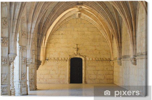 Obraz na płótnie Klasztor Hieronimitów w Lizbonie - Budynki użyteczności publicznej