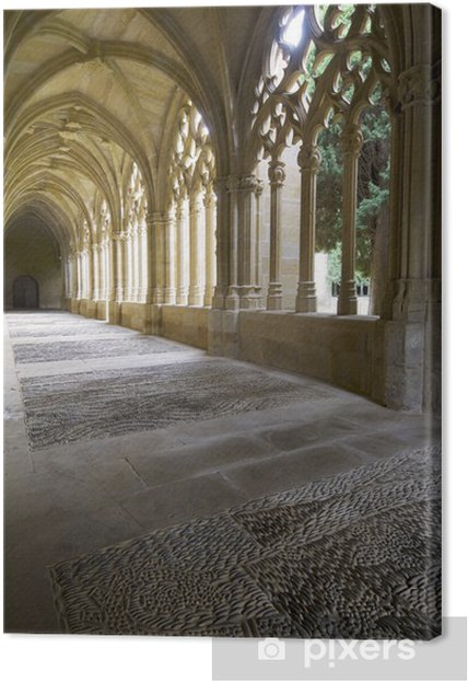 Obraz na płótnie Klasztor w Oliwie - Europa