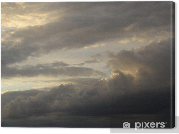 Obraz na płótnie Klup - Niebo