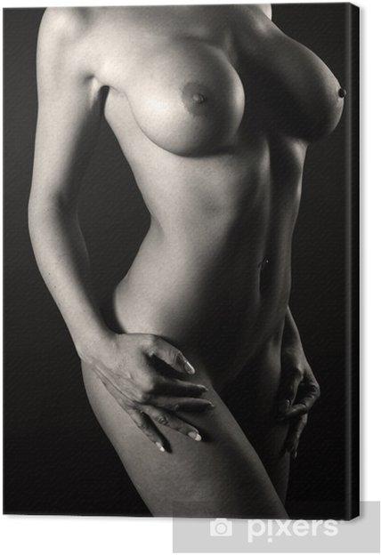 Obraz na płótnie Kobiecy urok - Części ciała