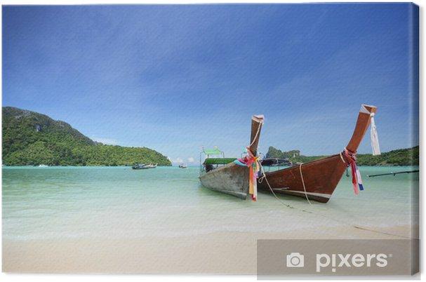 Obraz na płótnie Koh Phi Phi Island, Tajlandia - Transport drogowy
