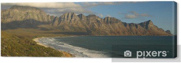 Obraz na płótnie Kolorowe RPA - Afryka