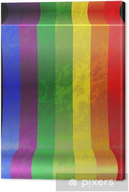 Obraz na płótnie Kolorowe tło - Tła