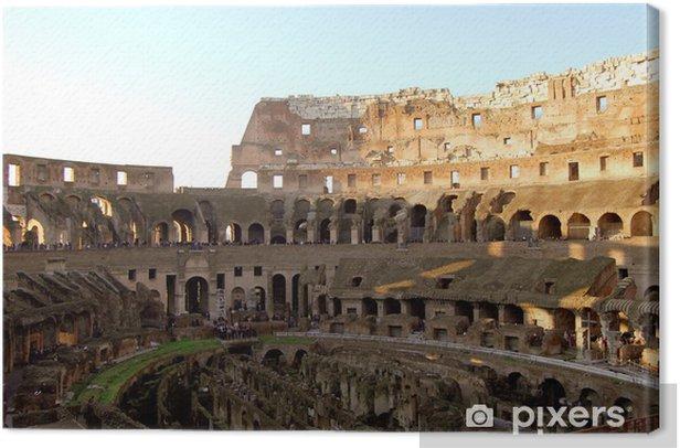 Obraz na płótnie Koloseum, Rzym, Włochy - Tematy