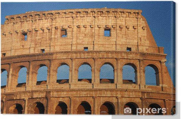 Obraz na płótnie Koloseum - Zabytki