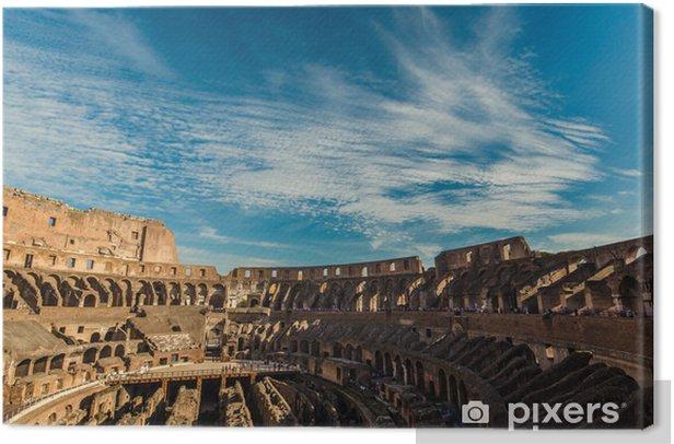 Obraz na płótnie Koloseum - Tematy